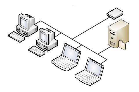 Сервер для малого офиса своими руками